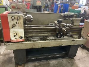 Clausing Colchester 12 Engine Lathe 600 Series Toolroom Lathe