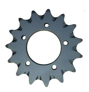 15 Tooth Sprocket Vermeer Rtx750 Trencher So750 Tr750 Attachments