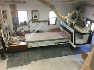 Scm Record 142 Flat Table 5 Axis Cnc Router