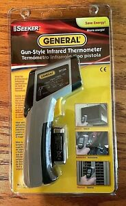 General Tools Irt206 Infared Thermometer With Laser Sighting no Irt206