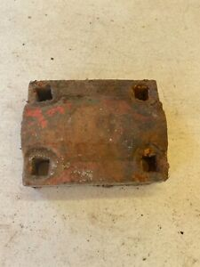 Case 1947 Sc Tractor 38 Wheel Hub Clamp Part 5699a