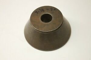 Hunter Spin Balancer 3 3 8 5 Centering Cone For 28mm Coats Wheel Tire