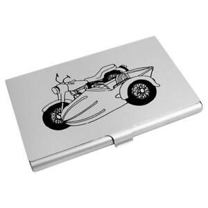 motorcycle Side Car Business Card Holder Credit Card Wallet ch00012009