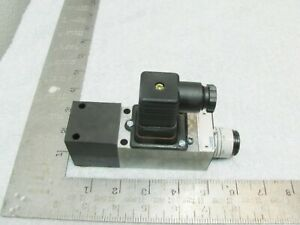 Mannesmann Rexroth Hed 4 Kp 16 630 Z14 Hydro Electric Piston Pressure Switch