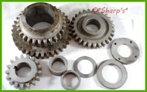 M141t M143t John Deere M Mt 320 330 Transmission Cluster Gears Washers Spacers