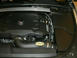 Airaid Cold Air Intake System For 2008 2011 Cadillac Cts 3 6l V6