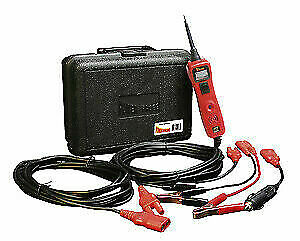 Power Probe Iii 3 Pp319ftcred Test Light And Voltmeter Red