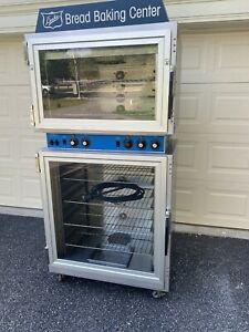Duke Epo 39 Electric Convection Oven proofer Combo