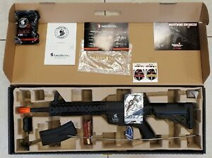Lancer Tactical LT 12 Gen2 M4 KeyMod AEG Airsoft Rifle Battery amp; Charger NEW $134.99
