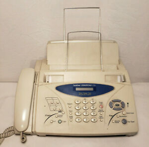 Brother Intellifax 775 Plain Paper Phone Copy Fax Machine 775c Eppf77 no Ink