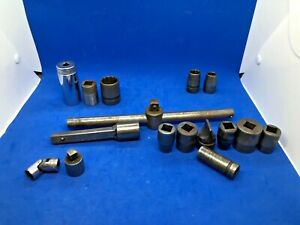 Vintage Antique Snap On 1927 Sockets And Other Snap On And Unbranded