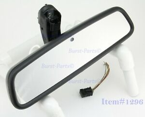 Bmw Rear View Mirror Oem Auto Dimming Homelink 51 16 9 134 458 7 5 3 Series