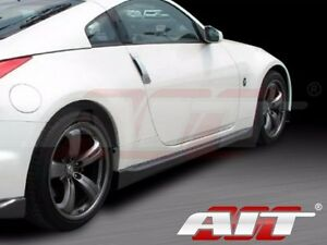 For Nissan 350z 2003 2008 Nismo 3 Style Side Skirts By Ait Racing Pair Set L R