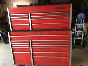 Snap On Tool Cabinet And Tool Chest