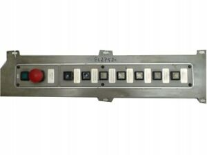 Panel Safety Switch 8 Buttons 2 9a2 5162