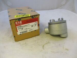 New Crouse Hinds Guab26 Explosion Proof Junction Box