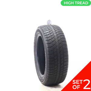 Set Of 2 Used 215 55r16 Michelin X Ice Xi3 97h 8 9 32