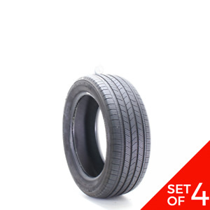 Set Of 4 Used 225 50r17 Michelin Energy Saver A S 94v 6 6 5 32