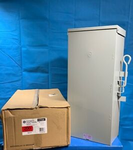 Ge 200 A Non Fused Transer Switch 200 Amp 1 Ph Double Throw Tc10324r
