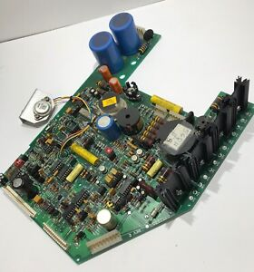 Hughes 8010h 8020h Twt Amplifier Regulator Board As is not Tested