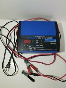 Schumacher Ship N Shore Speed Charge 15a Battery Charger Ssc1500a Tested