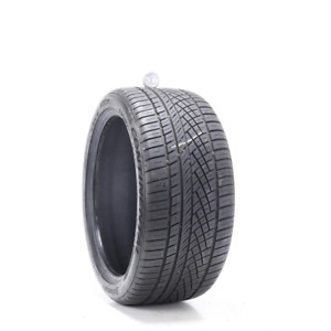 Used 275 35zr19 Continental Extremecontact Dws06 100y 7 32