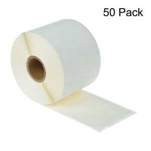 50rolls 59mmx104mm Large Shipping 300 Labels 30256 For Dymo Labelwriter 450