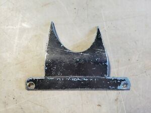 Lower Dash Filler Panel Below Column 1966 Chevy Chevelle El Camino Cover Plate