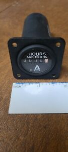 Airpax Total Hour Meter Military Surplus 28v 822278342