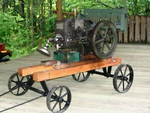 Hit And Miss Engine 1 5 Hp Antique Runs Pick Up Only In Bloomington Indiana