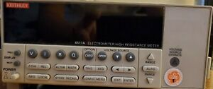 Keithley 6517a Electrometer High Resistance Meter Instrument