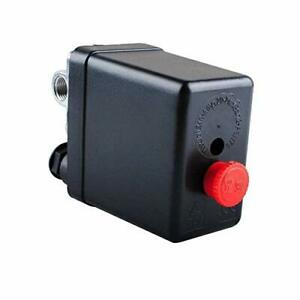 Central Pneumatic Air Compressor Pressure Switch Control Valve Replacement Pa