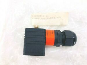 New Sew Eurodrive 01858718 90 Elbow Electrical Connector