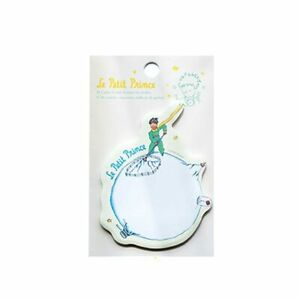 Cute Stationery Little Prince 30 Sheets Sticky Note Planner Sticker Memo Pad