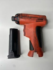 Snap On Ctb5172bi Cordless Screwdriver W Battery No Charger H12