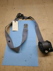 Used 1996 Ford F350 Left Front Seat Belt Gray Crew Cab Shipped