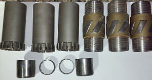 3 Nwd4 3 25 Core Drilling Bit And Reaming Shell Series 8 3 250 Od Drill Rig
