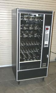 Ap Automatic Products 6600 6000 Snack Vending Machine Tested Good