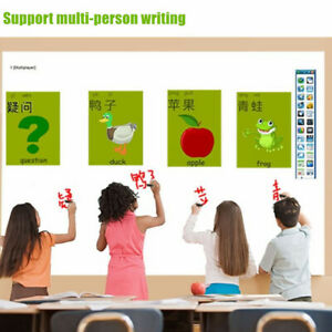 Luxury Electronic Digital Interactive White Board System For Education Field