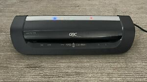Gbc 1703098 Fusion Plus 7000l 120v 12 In Doc Width Thermal Pouch Laminator Used