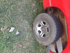 2004 Dodge Ram 1500 Wheels And Tires 265 70r17