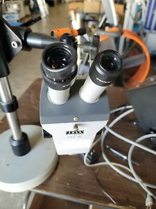 Zeiss Stereo Microscope 47 50 52 9901 46 40 03