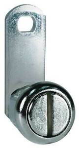 Compx National C8065 14a Keyless Slotted Cam Locks Straight Offset lot Of 2