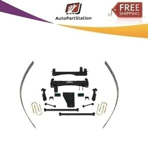 Fts25001bk Fabtech 6in Basic System Comp Box2 For Nissan Titan 2wd 4wd 2004 2013