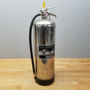 Sentry Sy 0262 2 5 Gallon Water Extinguisher Used