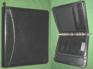 Monarch 1 25 Full Grain Leather Franklin Covey Planner 8 5x11 Binder 6078