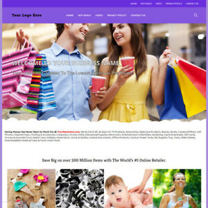 Website Business For Sale Mega Store Over Million Items To Make Money At Home
