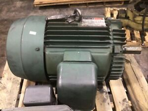 30 Hp Reliance Duty Master Electrical Motor Frame 286t 1760rpm P28f312 365lw