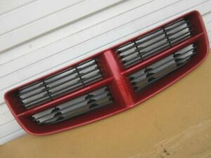 Mopar 06 10 Dodge Charger Grill Grille Assembly Inferno Red Effect Pel 1ch87trma Fits 2010 Dodge Charger