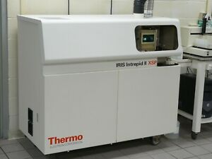 Thermo Fisher Scientific Intrepid Duo Xsp Ii Icp oes